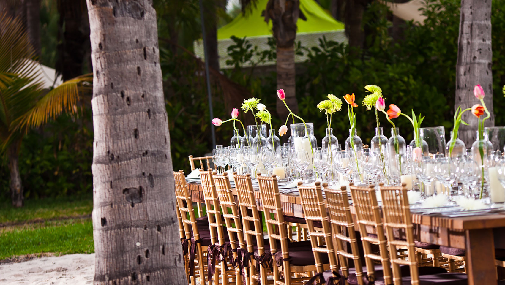 wedding reception at surfcomber