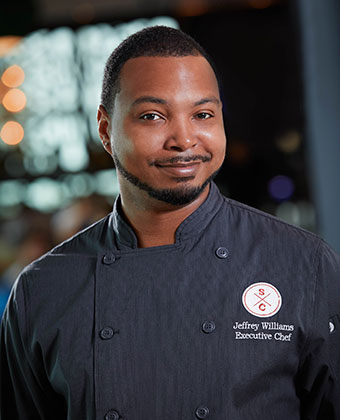 Chef Wilson Blair of Social Club